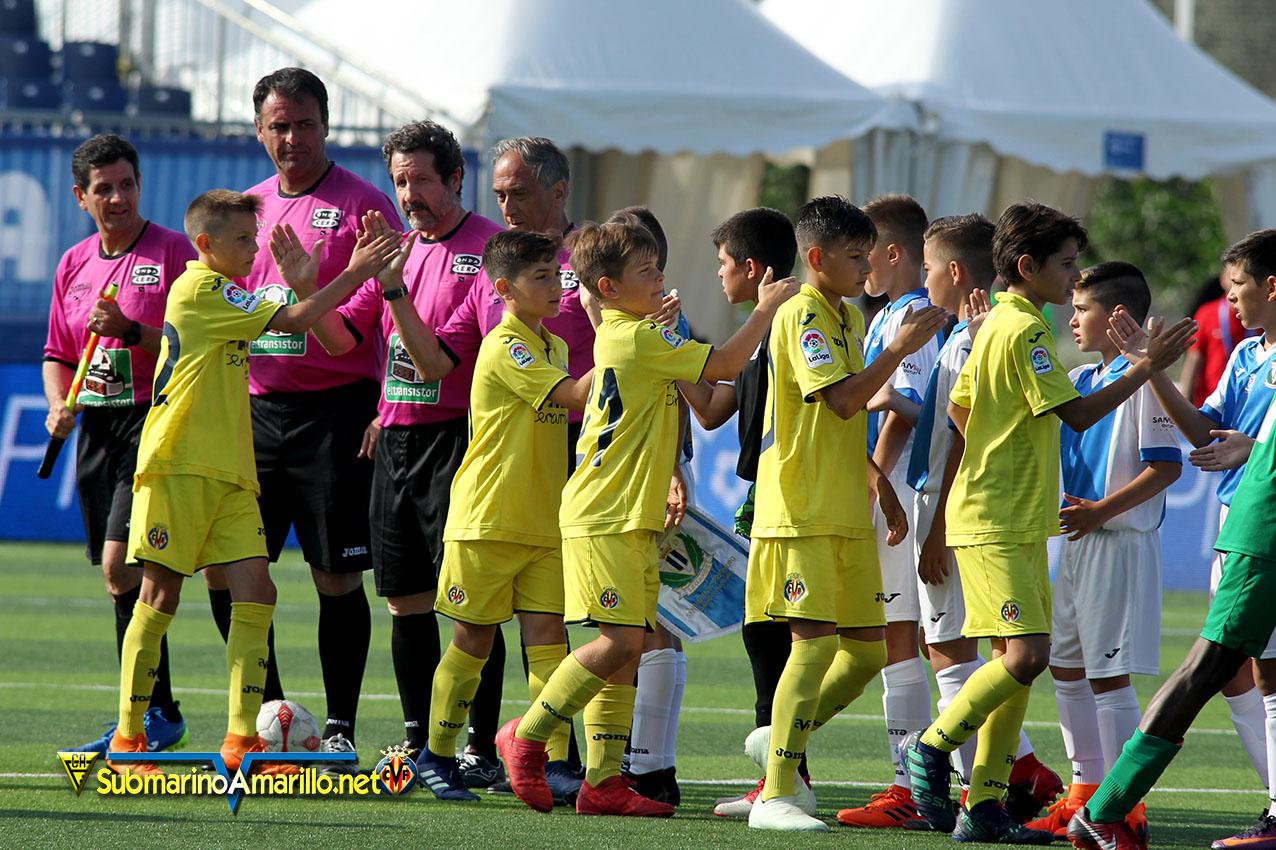 FJR40043 copia - Fotos del Villarreal en LaLiga Promises