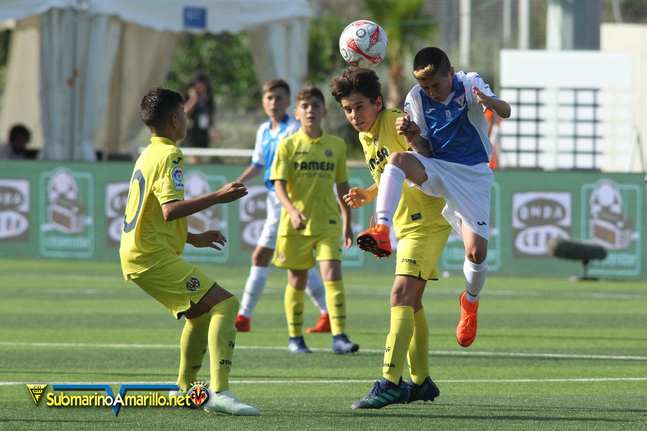 FJR40049 copia - Fotos del Villarreal en LaLiga Promises