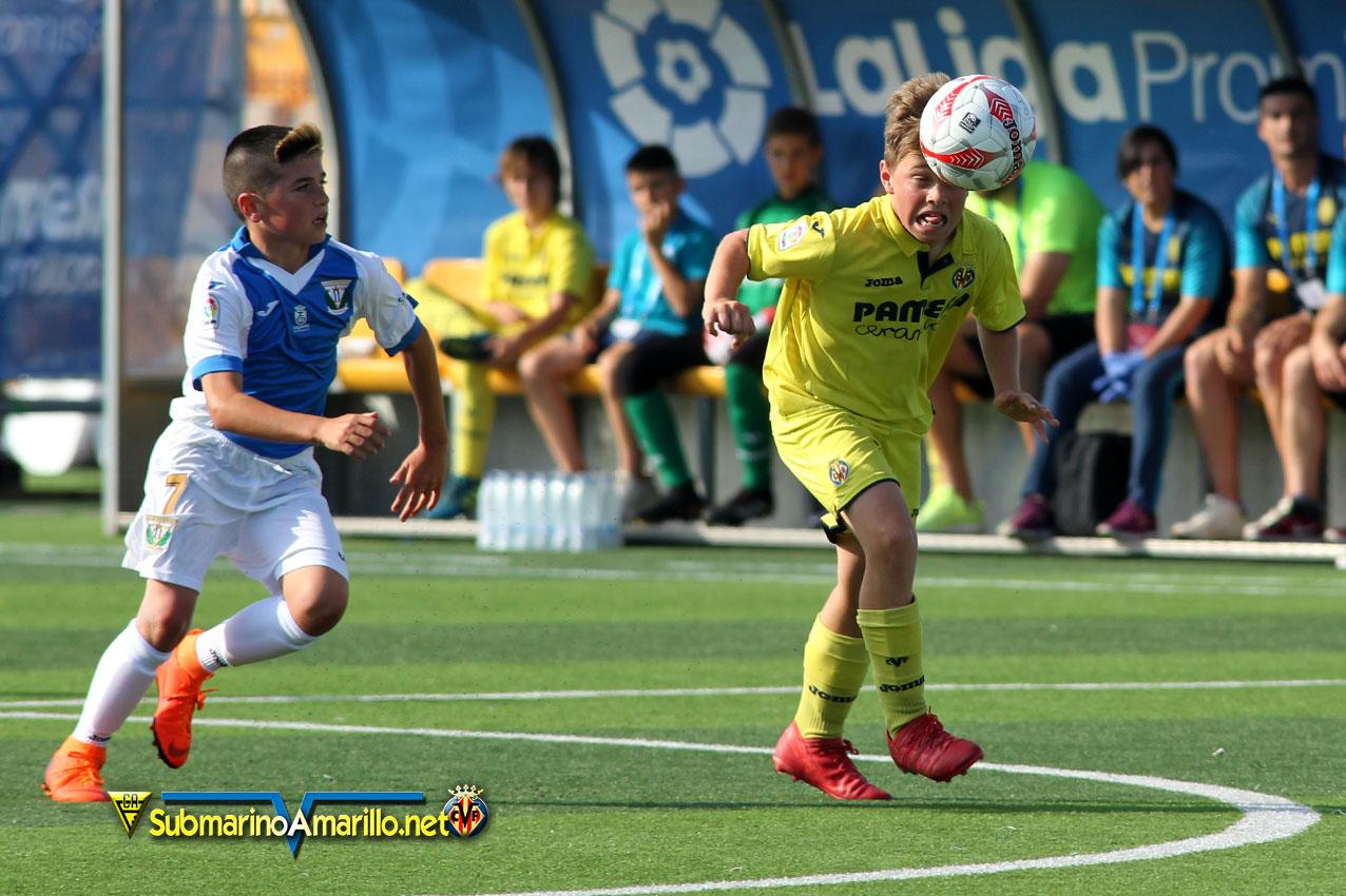 FJR40068 copia - Fotos del Villarreal en LaLiga Promises