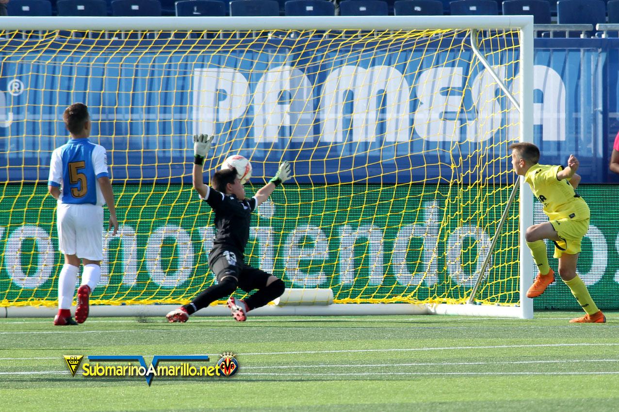 Fotos del Villarreal en LaLiga Promises