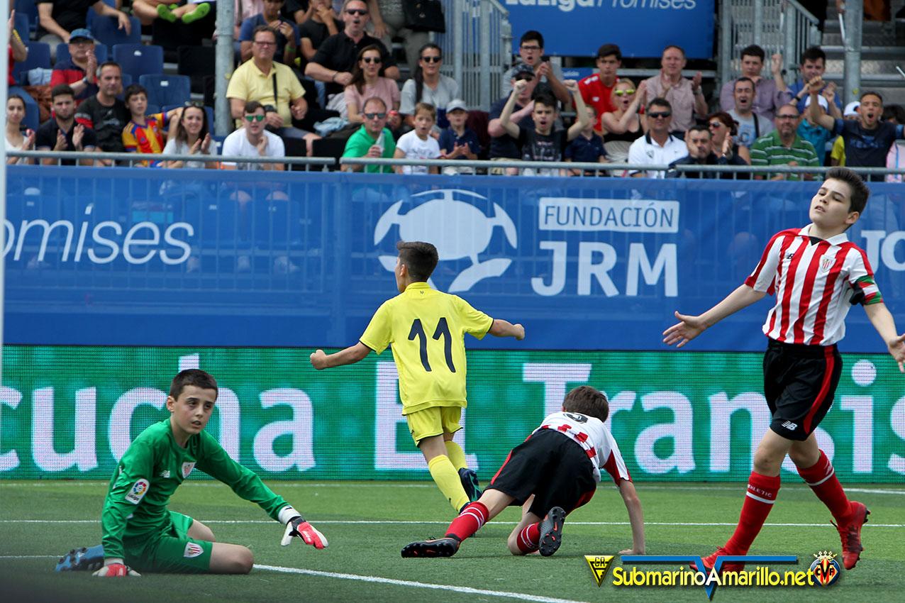 FJR41574 copia - Fotos del Villarreal en LaLiga Promises