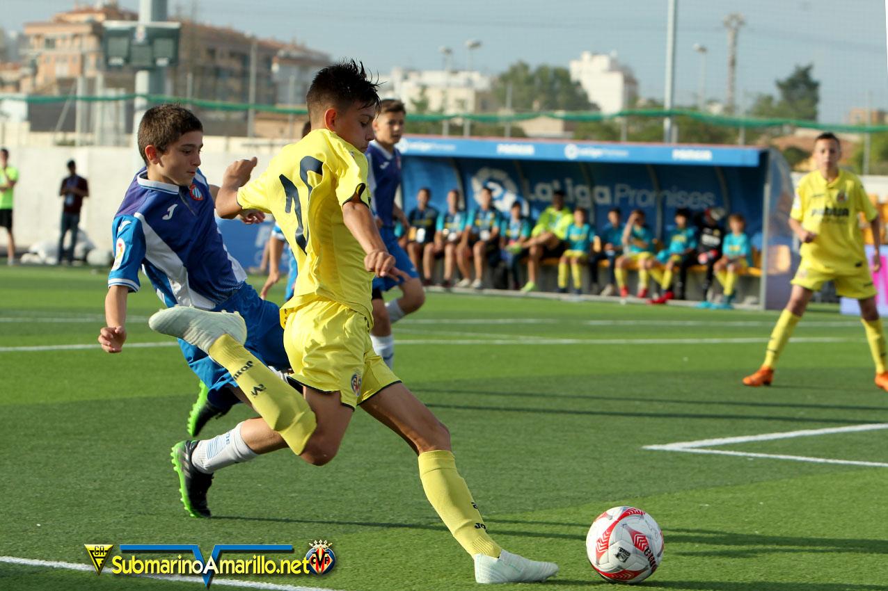 FJR42334 copia - Fotos del Villarreal en LaLiga Promises