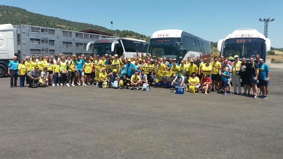 aficion desplazada a elche - Villarreal-Elche: Nada está perdido todavía