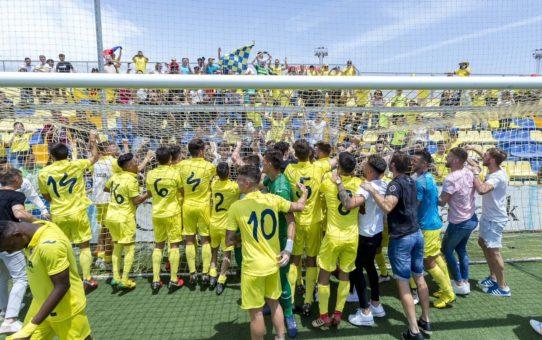 El Villarreal B se juega el ascenso ante el Elche