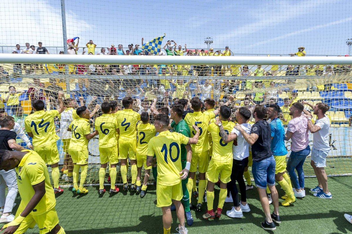 villarreal fuenla - El Villarreal B se juega el ascenso ante el Elche