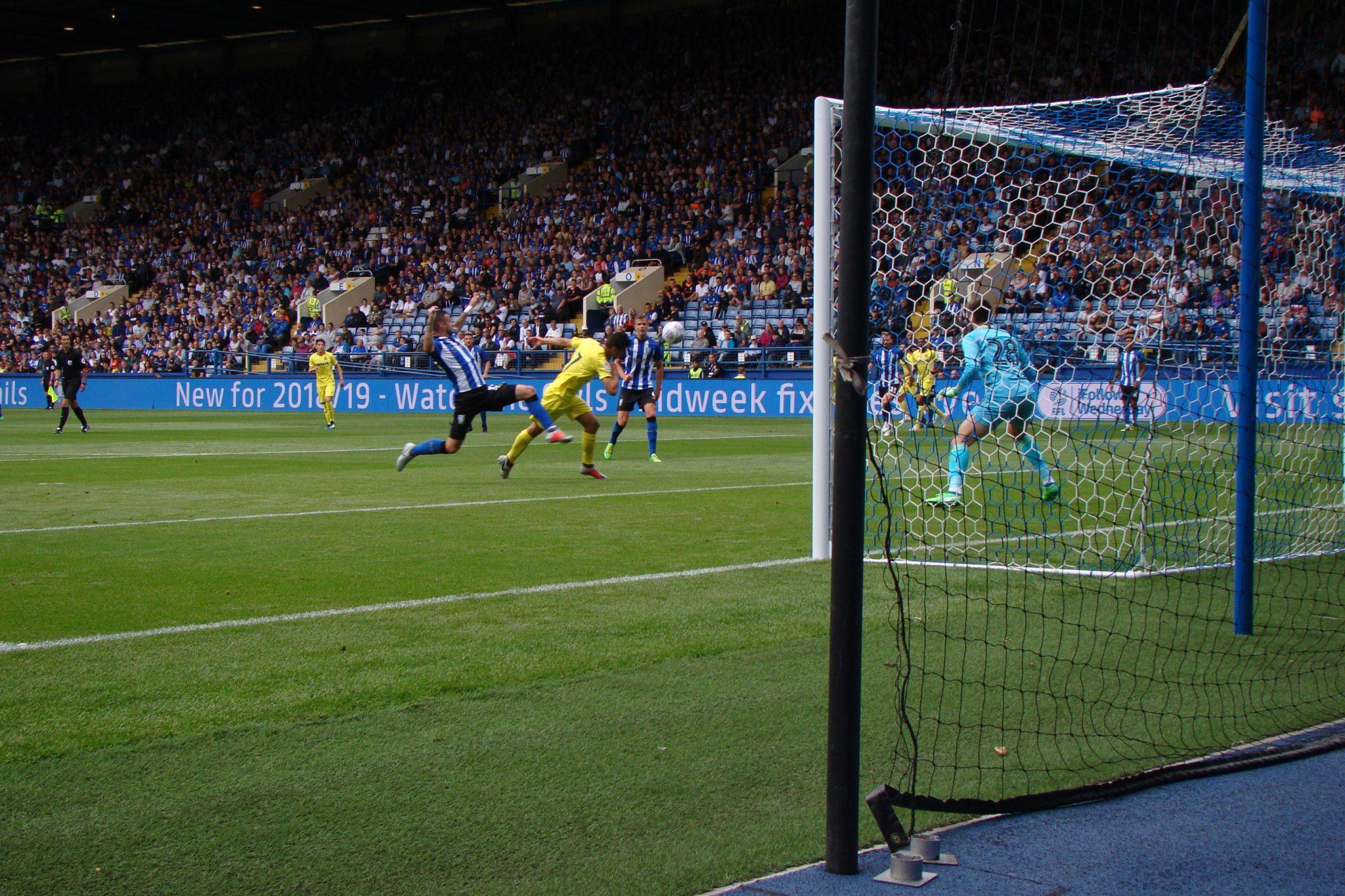 VIDEO: Los goles del Sheffield-Villarreal