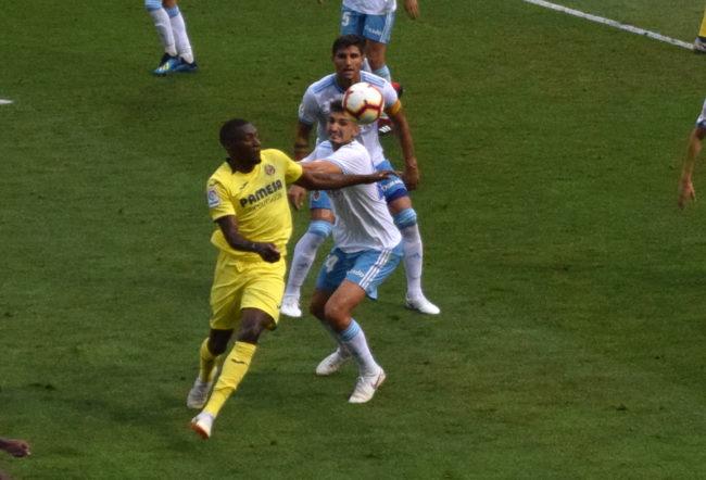 Sin título 1 650x442 - Villarreal 1-Zaragoza 1, un ensayo más