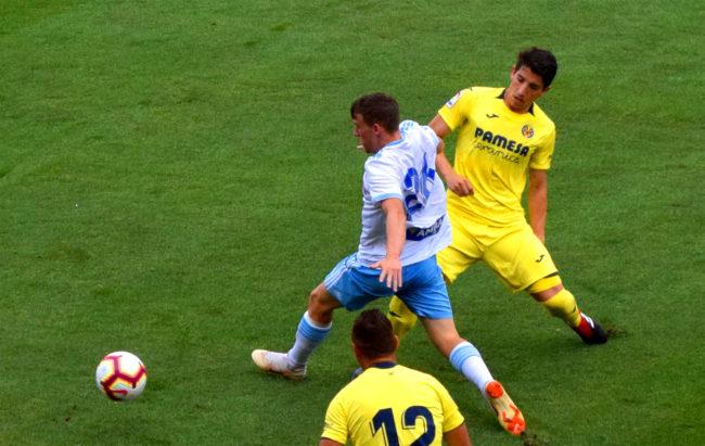 caseres 650x411 - Villarreal 1-Zaragoza 1, un ensayo más