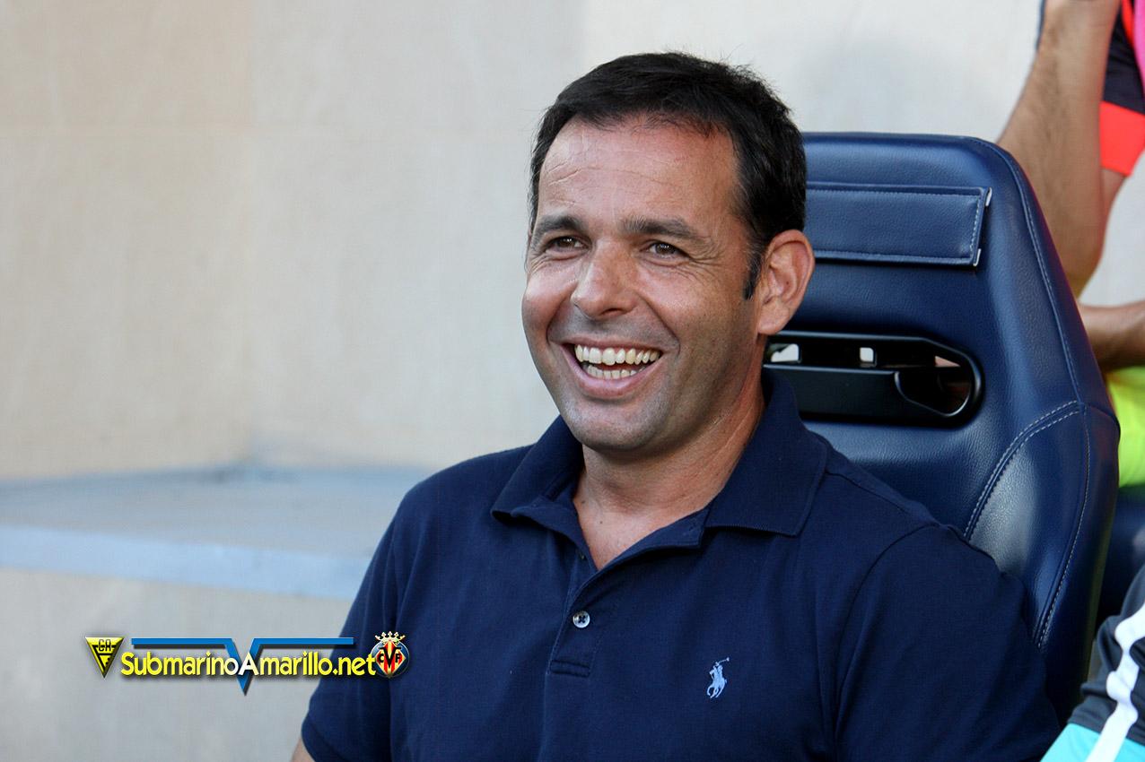 Cándido planteamiento de Calleja ante el Barça