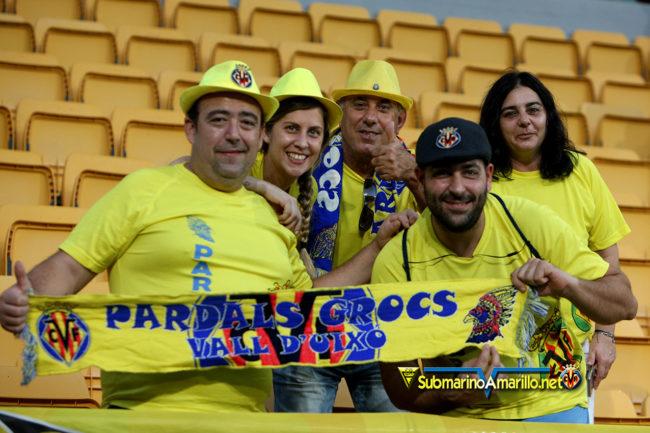 4A5O3400 copia 650x433 - Galería de fotos Villarreal-Rangers
