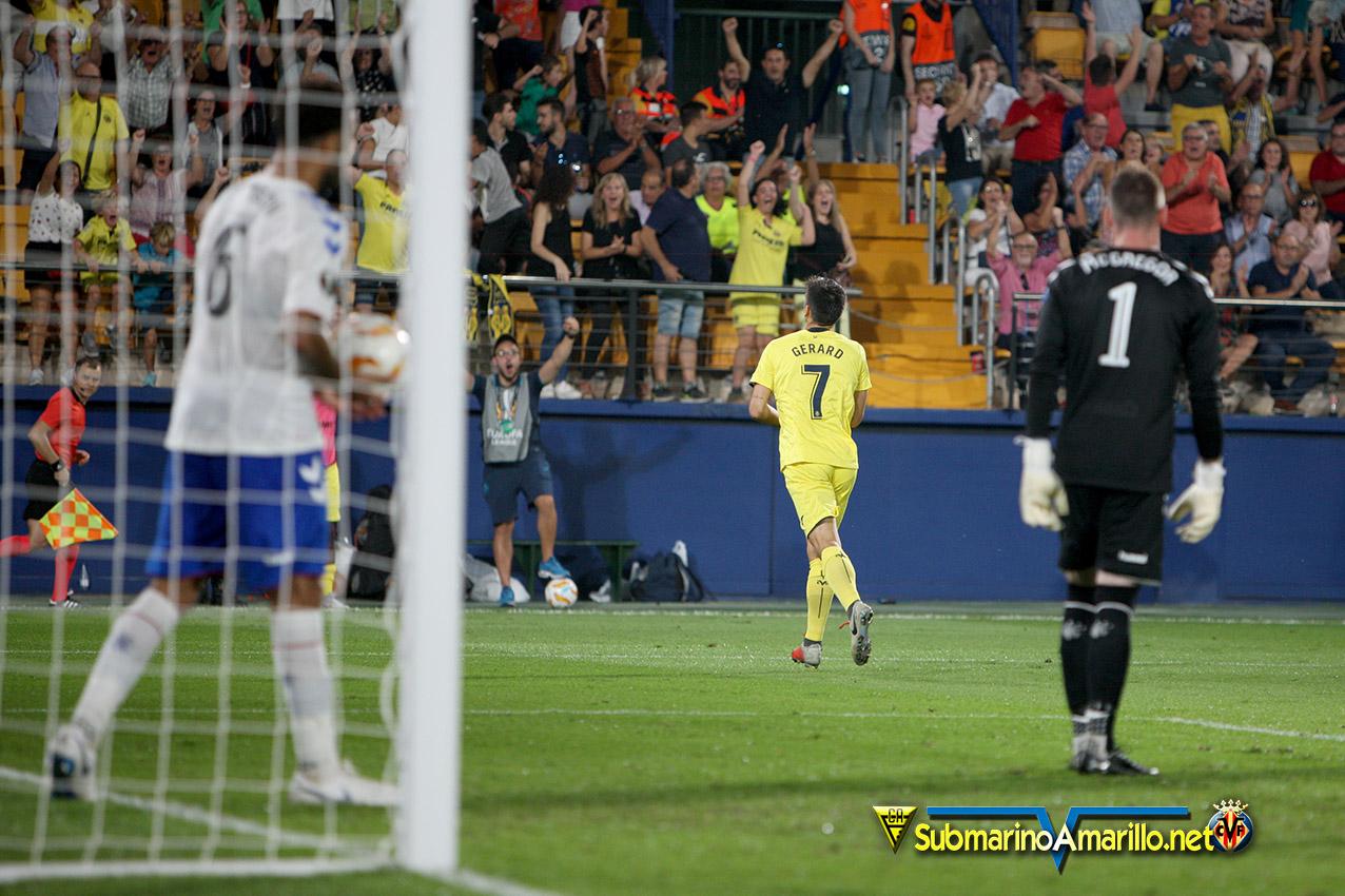 Galería de fotos Villarreal-Rangers