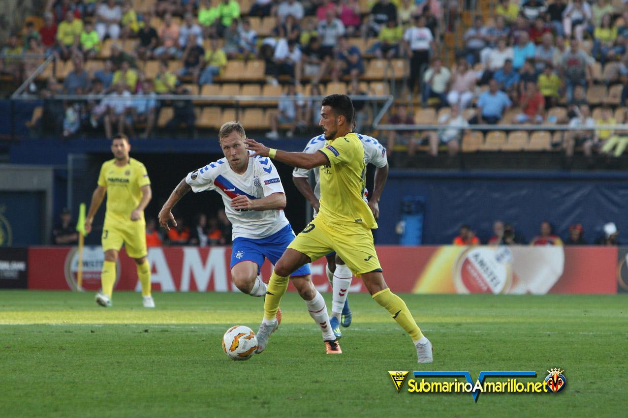 Villarreal Rangers 2 2 - Fiabilidad cero