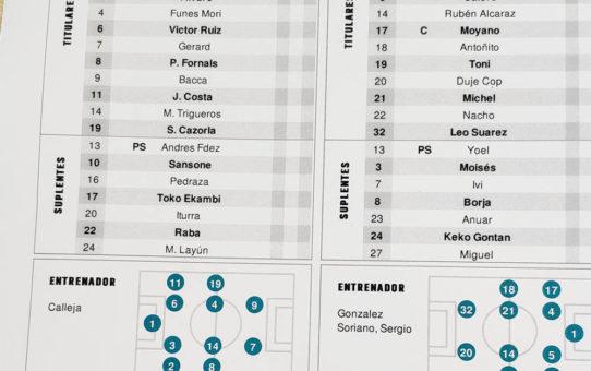Villarreal-Valladolid EN DIRECTO