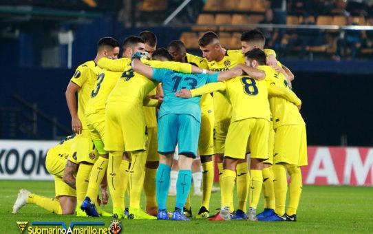 Posibles rivales para el Villarreal en 1/16 de Europa League