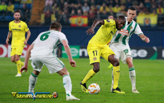 Goles y espectáculo del Villarreal ante el Rapid