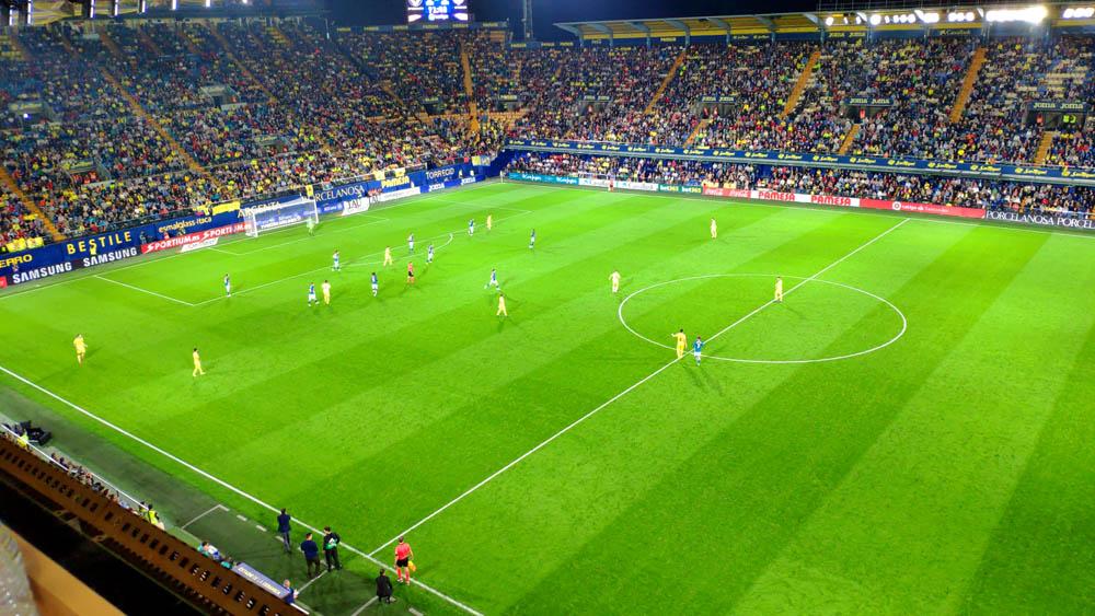 El Villarreal da la cara ante el Atlético