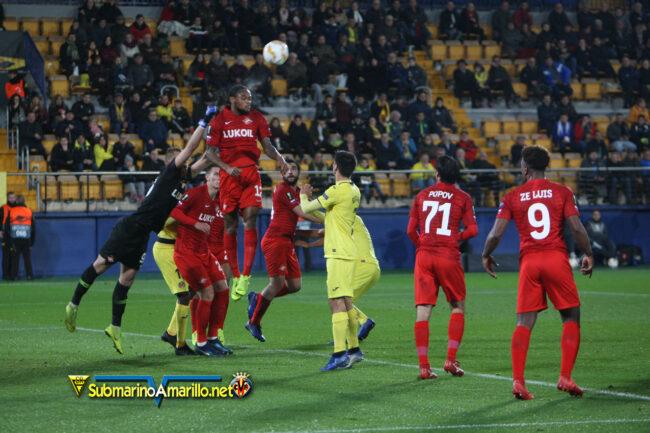 4A5O0017 650x433 - Las fotos del Villarreal-Spartak