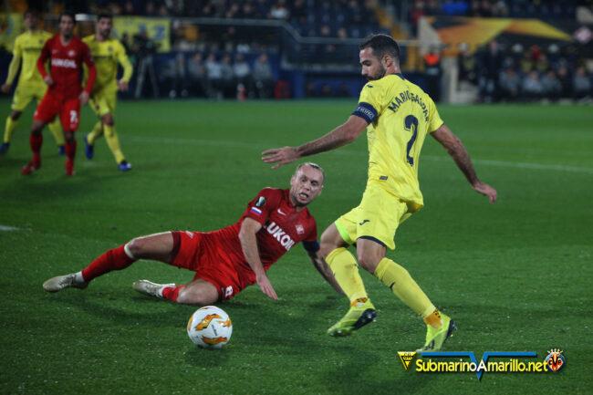 4A5O0023 650x433 - Las fotos del Villarreal-Spartak