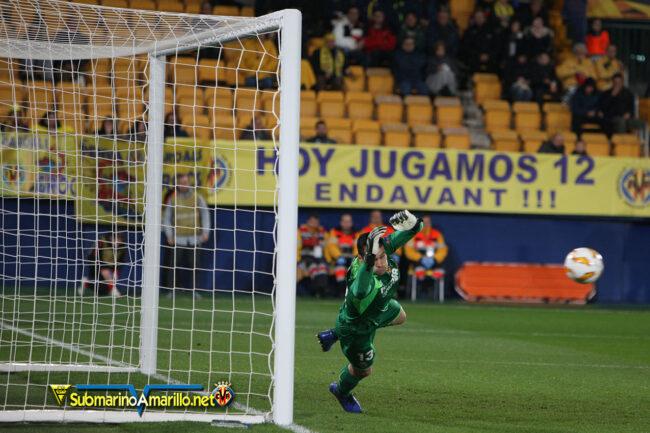 4A5O0133 650x433 - Las fotos del Villarreal-Spartak