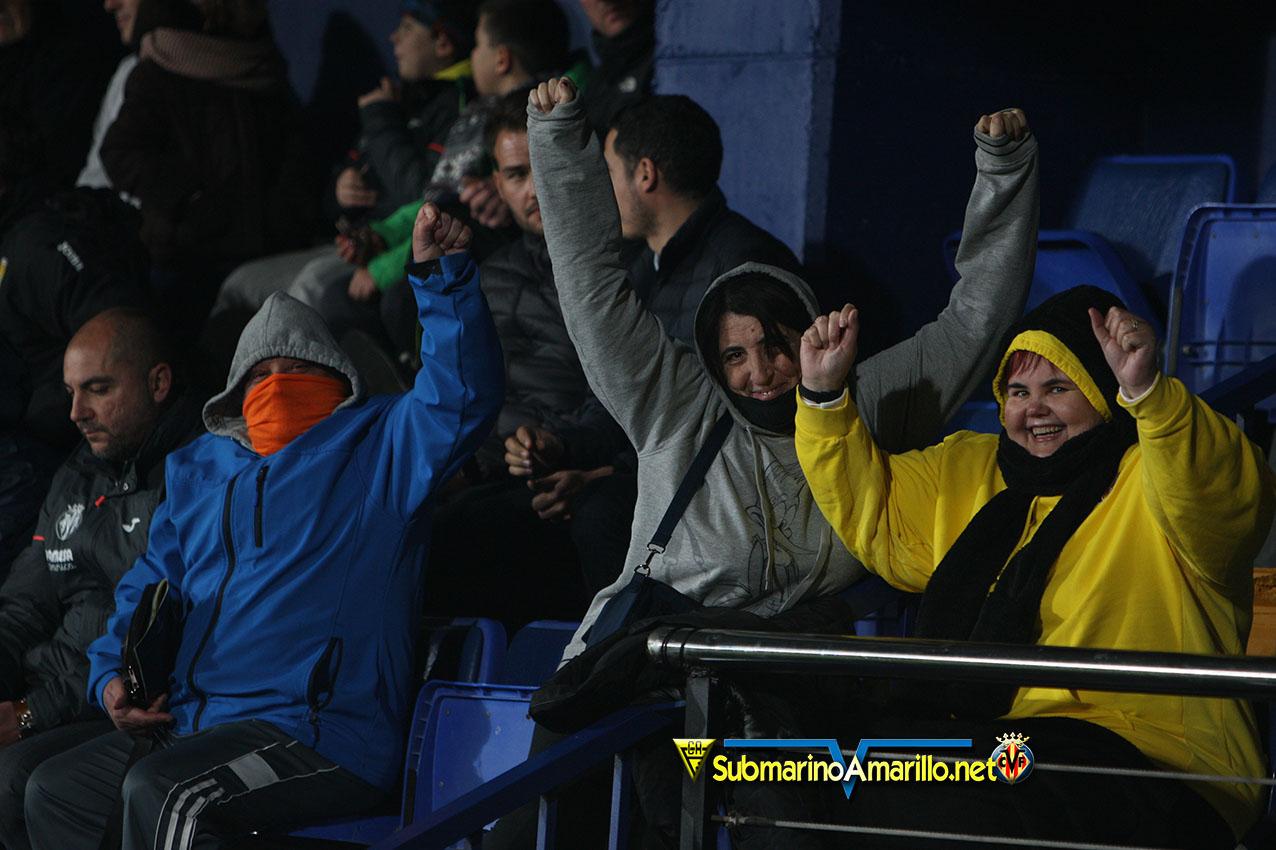 El Villarreal CF despide el 2019 con victoria ante el Getafe (1-0)
