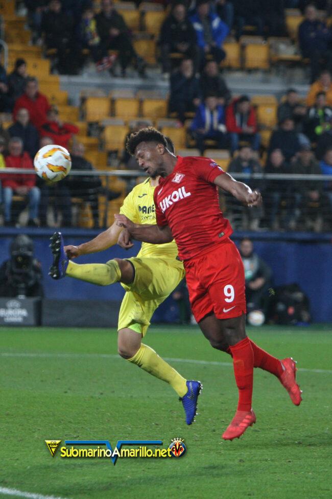 4A5O0147 650x976 - Las fotos del Villarreal-Spartak