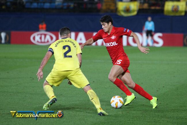 4A5O0266 650x433 - Las fotos del Villarreal-Spartak