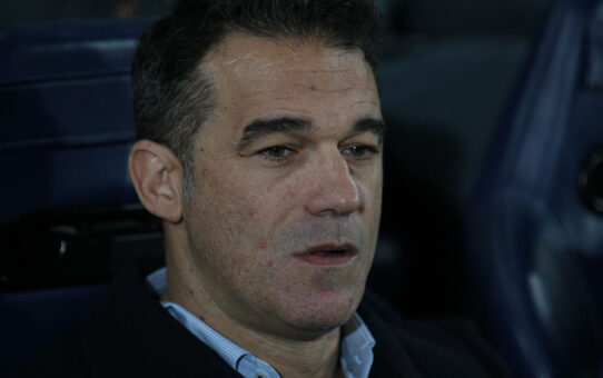 Luís García no da con la tecla