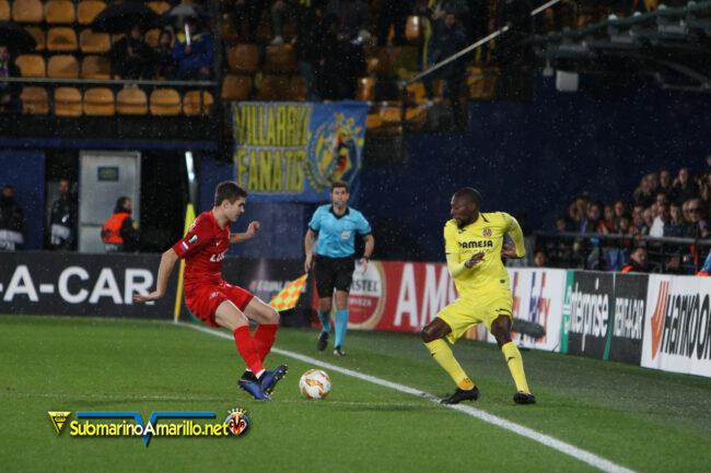 4A5O9802 650x433 - Las fotos del Villarreal-Spartak