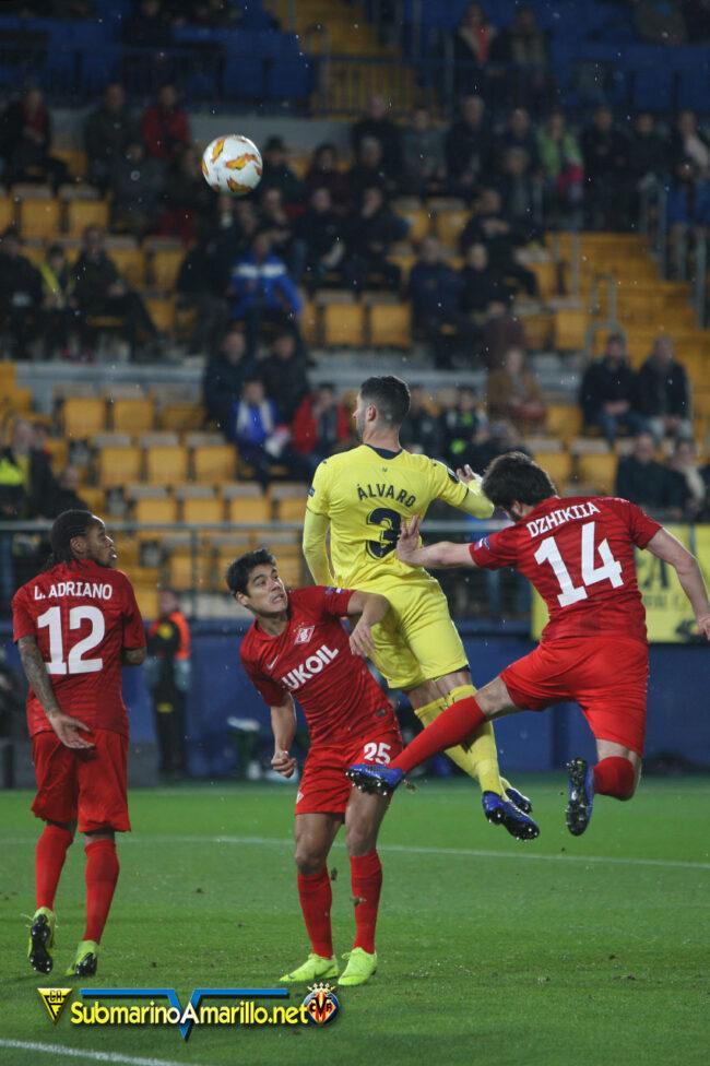 4A5O9812 650x976 - Las fotos del Villarreal-Spartak