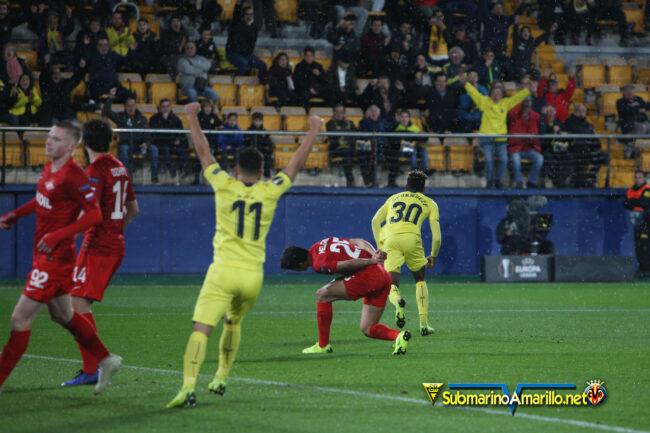 4A5O9856 650x433 - Las fotos del Villarreal-Spartak