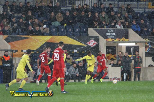 4A5O9940 650x433 - Las fotos del Villarreal-Spartak