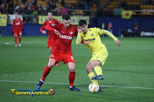 4A5O9972 650x433 - Las fotos del Villarreal-Spartak