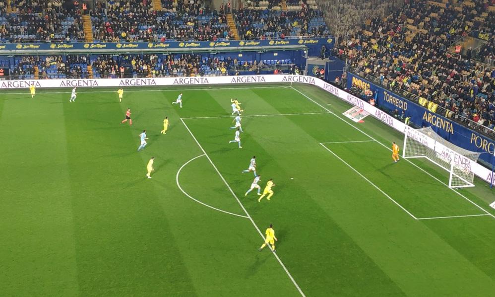 villarreal celta 1 - La situación del Villarreal no mejora