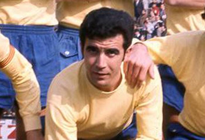 Antonio Iznata - Fallece Iznata, ex jugador del Villarreal