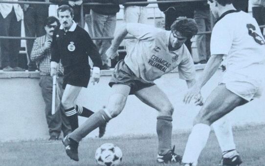 El último partido del Villarreal en año nuevo