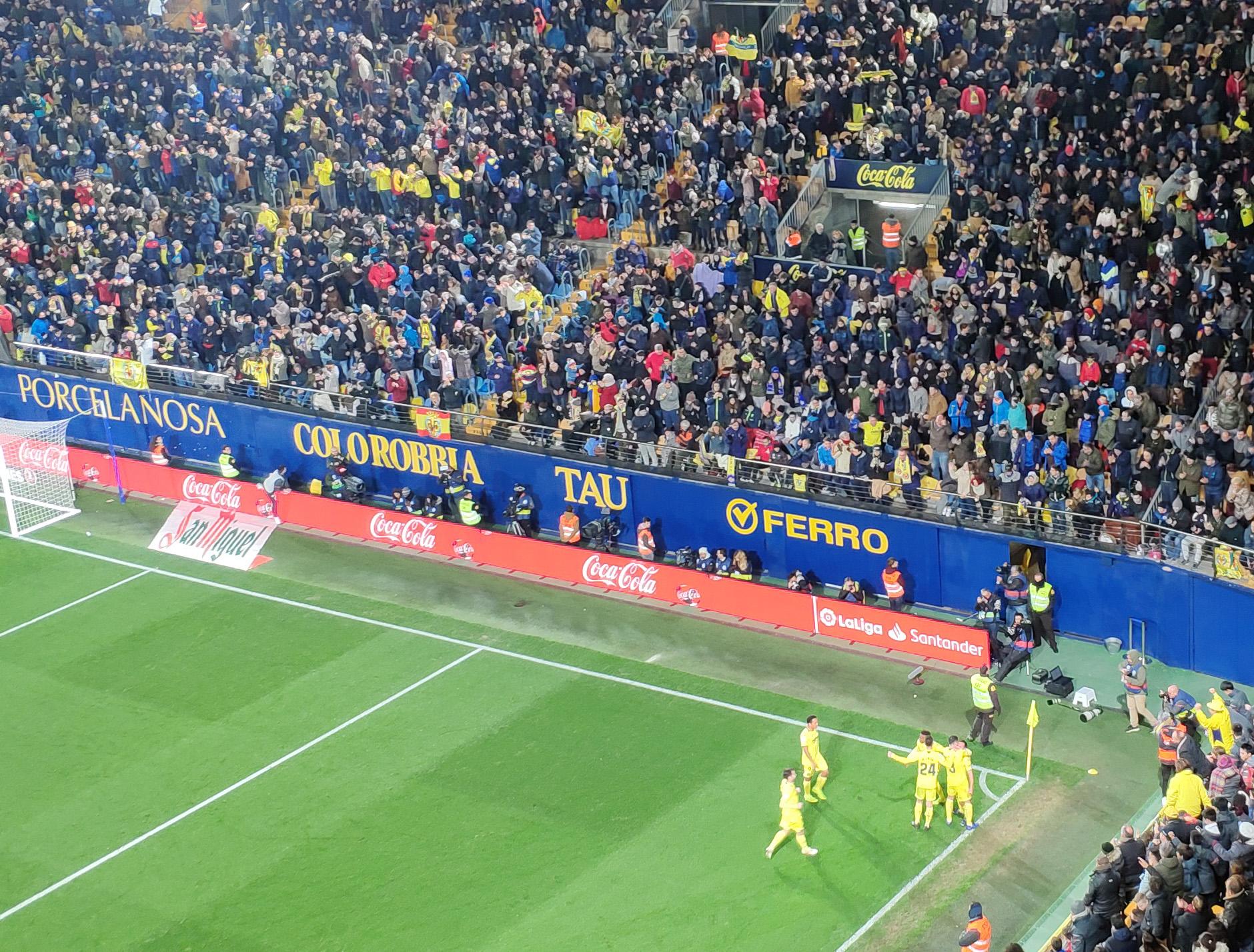 Meritorio empate ante el Madrid