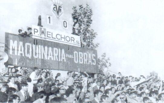 Castellón 2-Villarreal 1 (12-1-1969)