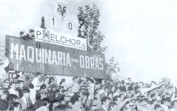 marcaor - Castellón 2-Villarreal 1 (12-1-1969)