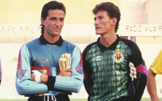 Los primeros Villarreal-Athletic Club