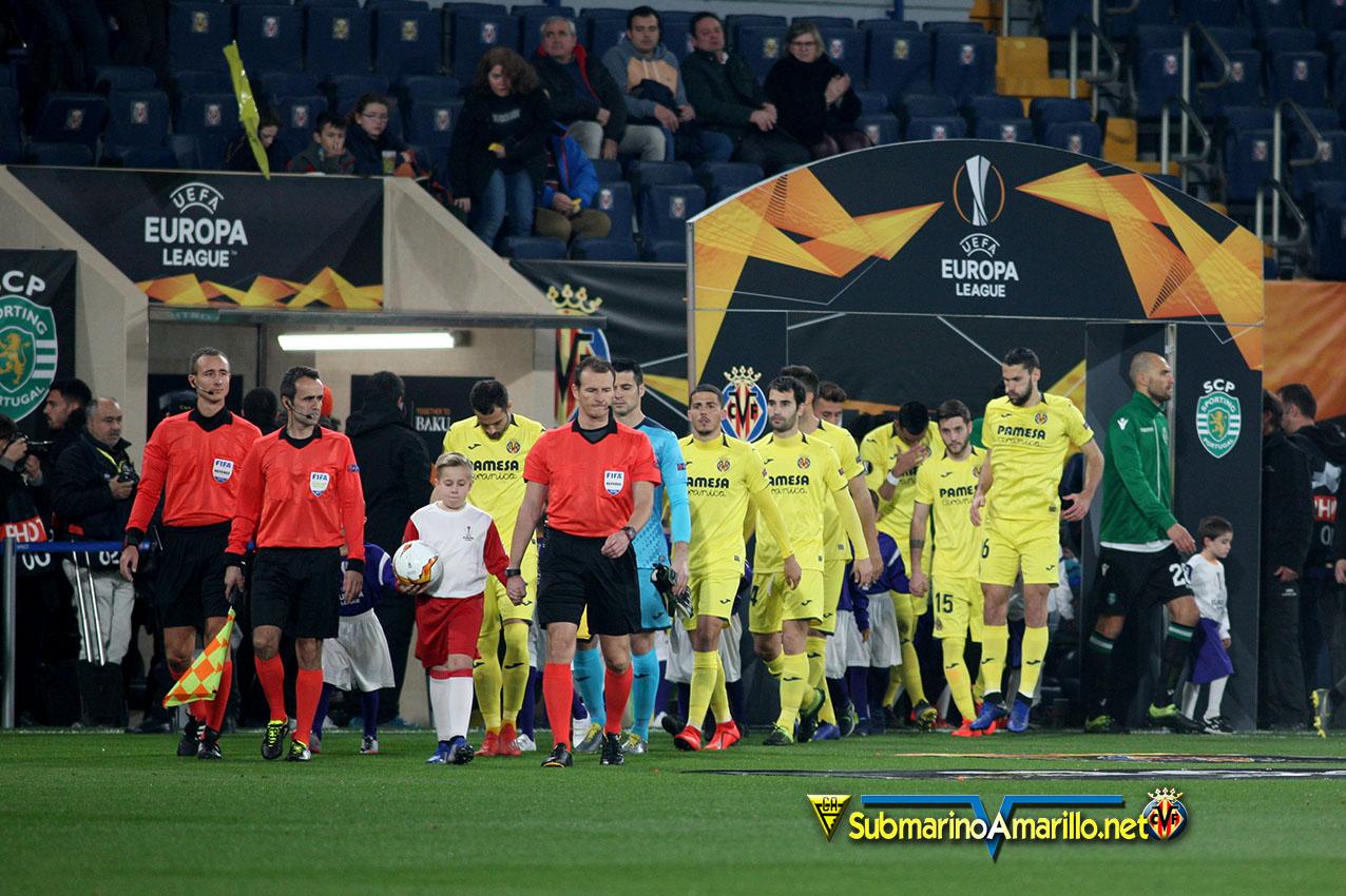 El Villarreal ingresa ya 6,92 millones por su participación en UEFA