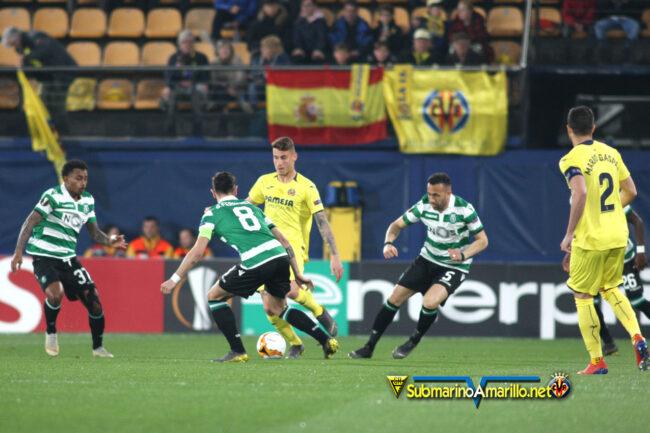 4A5O0299 650x433 - Las fotos del Villarreal-Sporting Portugal