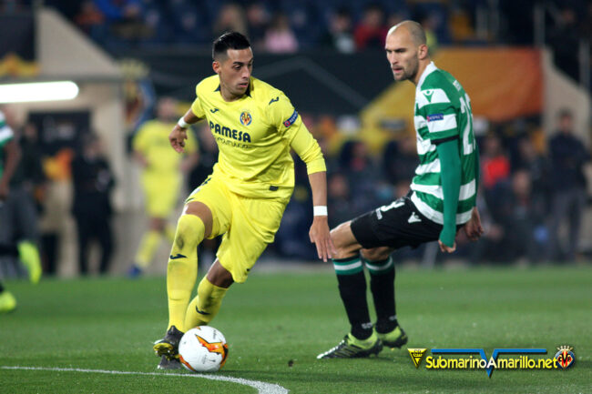 4A5O0312 650x433 - Las fotos del Villarreal-Sporting Portugal