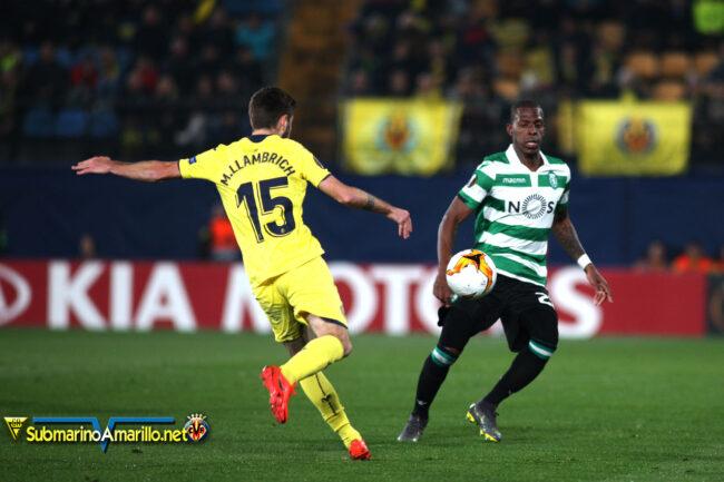 4A5O0372 650x433 - Las fotos del Villarreal-Sporting Portugal