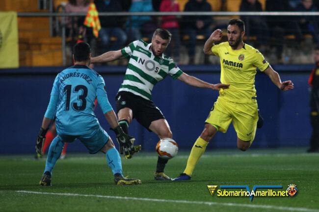 4A5O0474 650x433 - Las fotos del Villarreal-Sporting Portugal