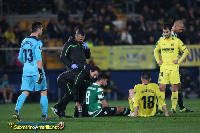 4A5O0504 650x433 - Las fotos del Villarreal-Sporting Portugal