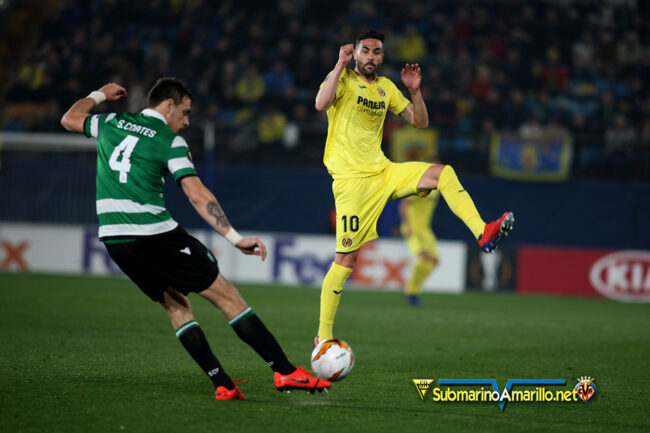4A5O0636 650x433 - Las fotos del Villarreal-Sporting Portugal