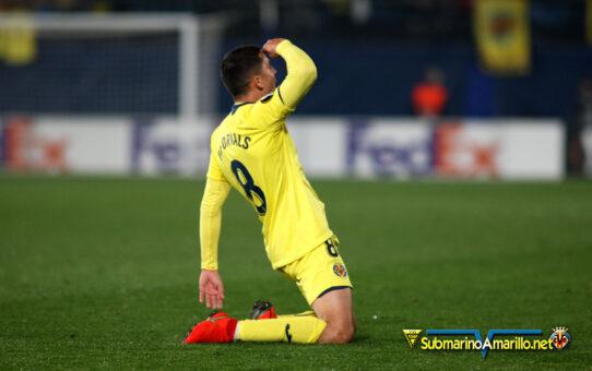 Las fotos del Villarreal-Sporting Portugal