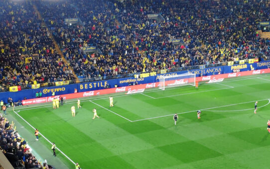 Victoria sin paliativos del Villarreal ante el Sevilla