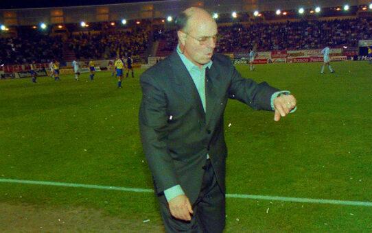 Debut entrenadores del Villarreal en partido oficial