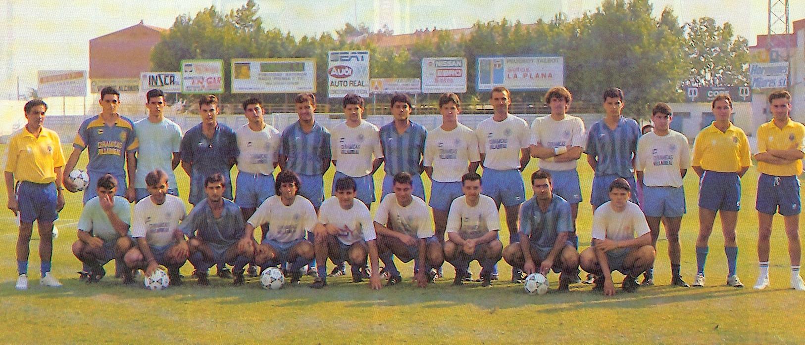 villarreal92 93 - La gran remontada para salvarse (92/93) 1ªparte